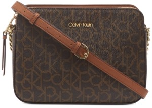 Calvin Klein Hayden Signature Camera Bag