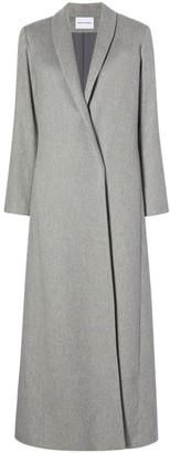 Michelle Waugh The Chloe Cashmere Duster Coat