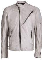 Diesel L-Mackson Leather Jacket