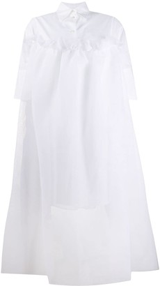 MM6 MAISON MARGIELA Shirt Smock Dress