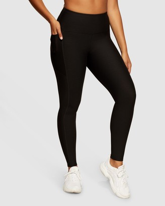 dk active - Women's Tights - Elite Full Length Tight - Size One Size, XS at The Iconic
