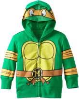 Nickelodeon Teenage Mutant Ninja Turtles Little Boys' Toddler Character Hoodie