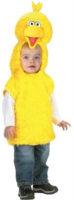 Disguise Big Bird Vest Toddler Halloween Costume - Sesame Street