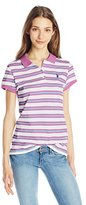 U.S. Polo Assn. U.S. Polo Shirt Assn. Juniors' Striped Jersey Polo Shirt