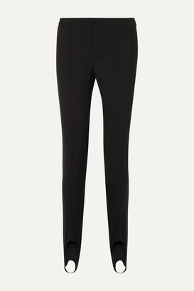 Moncler Stretch-twill Stirrup Ski Pants - Black