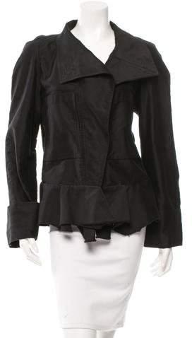Isabel Marant Ruffled Lightweight Jacket