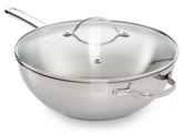 Tools of the Trade 6-Qt. Covered Chef's Pan