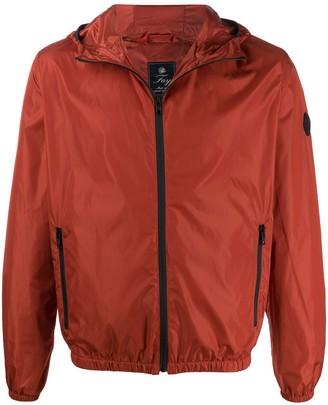 Fay Windproof hooded jacket