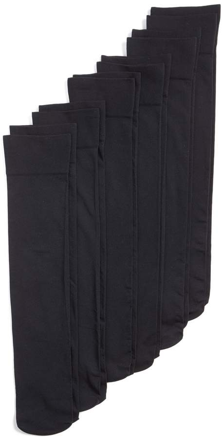 6-Pack Opaque Trouser Socks