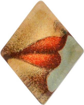 John Derian Lips Diamond Charm Paperweight