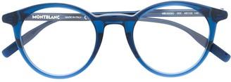 Montblanc MB0009O 003 glasses