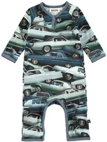 Molo Stacked Cars Playsuit