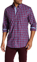 Tailorbyrd Check Plaid Regular Fit Shirt