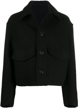 Ami Boxy-Fit Jacket