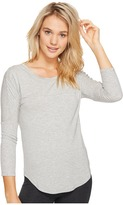 PJ Salvage Modal Long Sleeve Tee Women's Long Sleeve Pullover