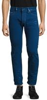Diesel Thavar Distressed Straight Jeans