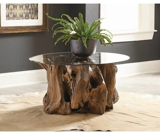 Rosecliff Heights Lang Abstract Coffee Table