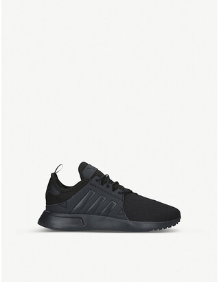 adidas X_PLR mesh trainers 9-10 years