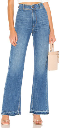 Free People Mindy Rigid Flare. - size 26 (also