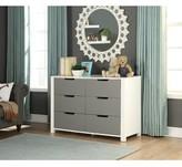 Claiborne 6 Drawer Double Dresser Isabelle & Max