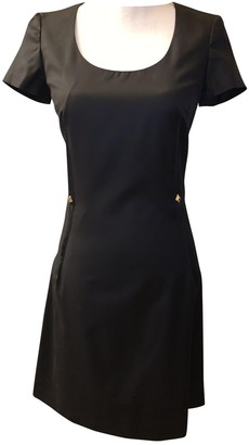 Ballantyne Black Wool Dress for Women