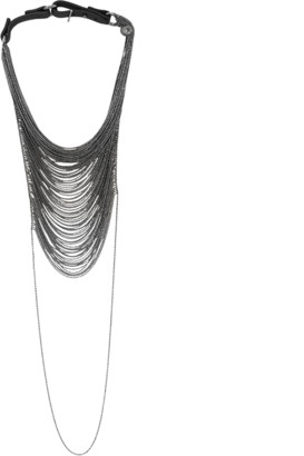 Brunello Cucinelli Layered Monili Necklace