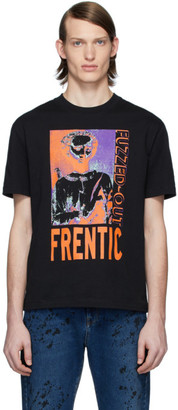 McQ Black Frentic T-Shirt