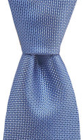 Murano Modern Solid Knot Silk Tie