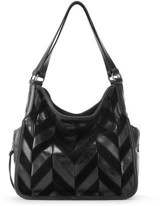 The Sak Collective Salinas Triple Compartment Hobo Bag