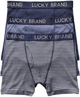 Lucky Brand 3-Pack Boxer Briefs