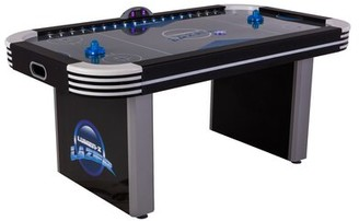 """72"""" Air Hockey Table with Digital Scoreboard and Lights Triumph Sports USA"""