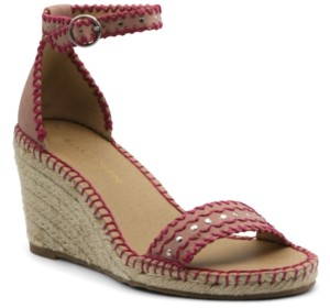 Adrienne Vittadini Charming Espadrille Wedge Sandal Women's Shoes
