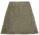 Alexander Wang Cotton-blend Miniskirt