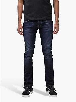 Nudie Jeans Slim Grim Tim Jeans, Ink Navy