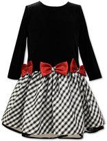 Jayne Copeland Plaid-Skirt Dress, Toddler & Little Girls (2T-6X)