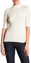 Acrobat Short Sleeve Mock Neck Sweater