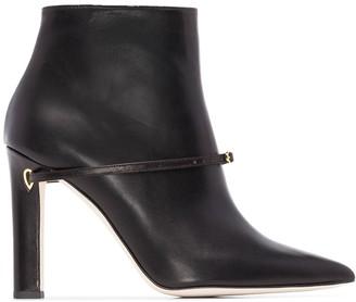 Jennifer Chamandi Niccolo ankle boots