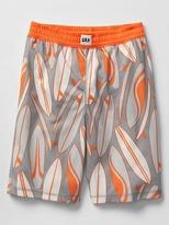 Gap Surf print PJ shorts
