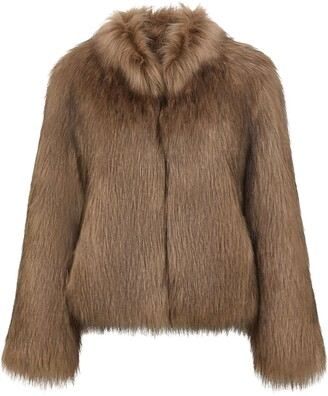 Unreal Fur Fur Delish faux fur jacket