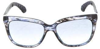 Chanel Quilted Oversize Sunglasses w/ Tags