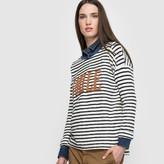 Esprit Striped Sweatshirt