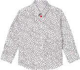 Paul Smith White Ants Print Shirt