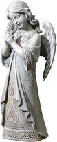 Asstd National Brand 16 Pray Celtic Angel Outdoor Statue
