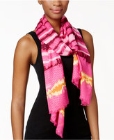 INC International Concepts Tie Dye Dreams Pashmina Wrap, Only at Macy's