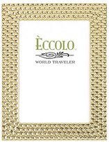 """Eccolo Gold Collection Photo Frame, 5 by 7"""", Raised Edge Wide"""