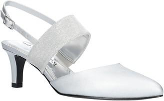 Easy Street Shoes Slingback Pumps - Gisella
