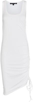 Veronica Beard Dimitri Ruched Tank Dress
