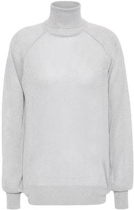 Ninety Percent Lame Turtleneck Sweater