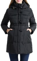 Women's Kimi And Kai 'Marlo' Water Resistant Down Maternity Parka
