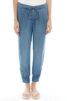 Splendid Relaxed Pant in Chambray